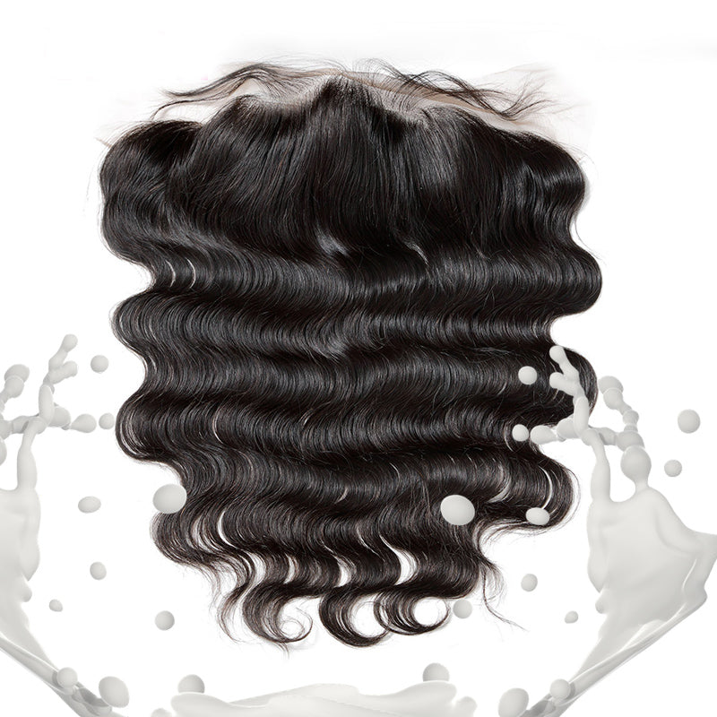 """HD"" Milk Bodywave Frontal"