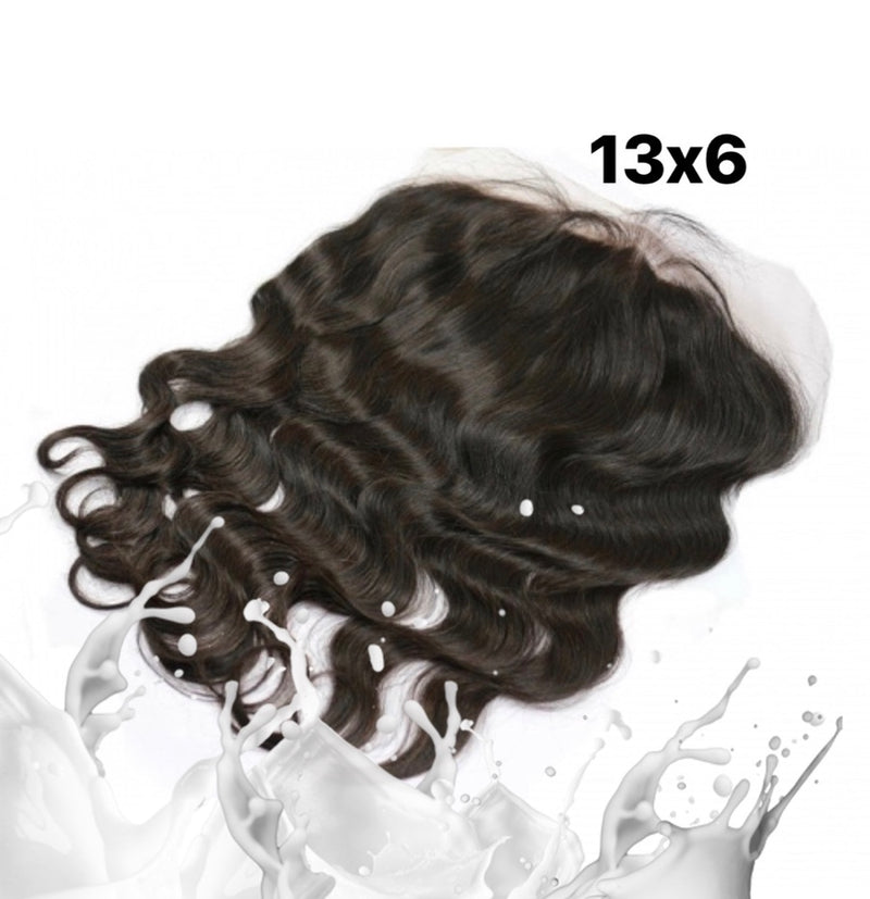 Milk Body Wave 13x6 frontal