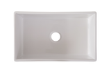 Mayfair Farmhouse Sink 30 inch Fireclay Kitchen Sink