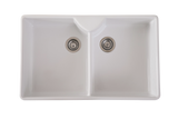 Great British Double Butler Sink 35.5 inch