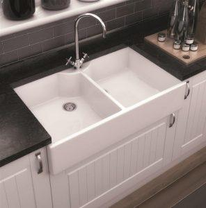 Oxford Double Butler Sink - 800mm - Stock Clearance