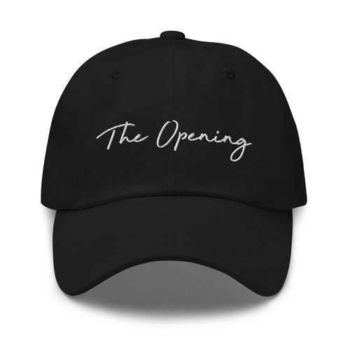 Black Dad hat (The Opening)