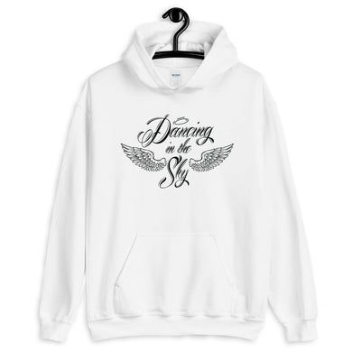 Unisex Hoodie (Dancing in the Sky Wings)