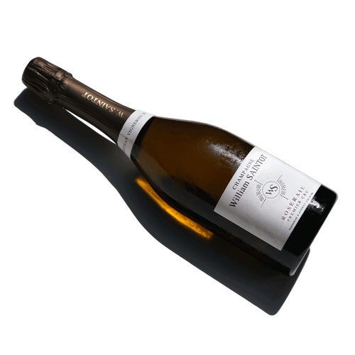 Champagne William Saintot La Roseraie Rosé de Saignée