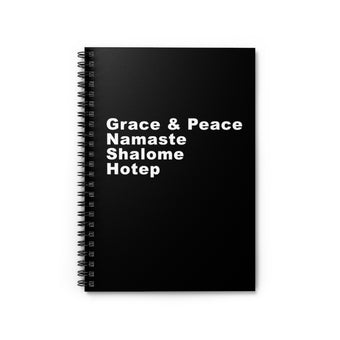 Grace & Peace Journal