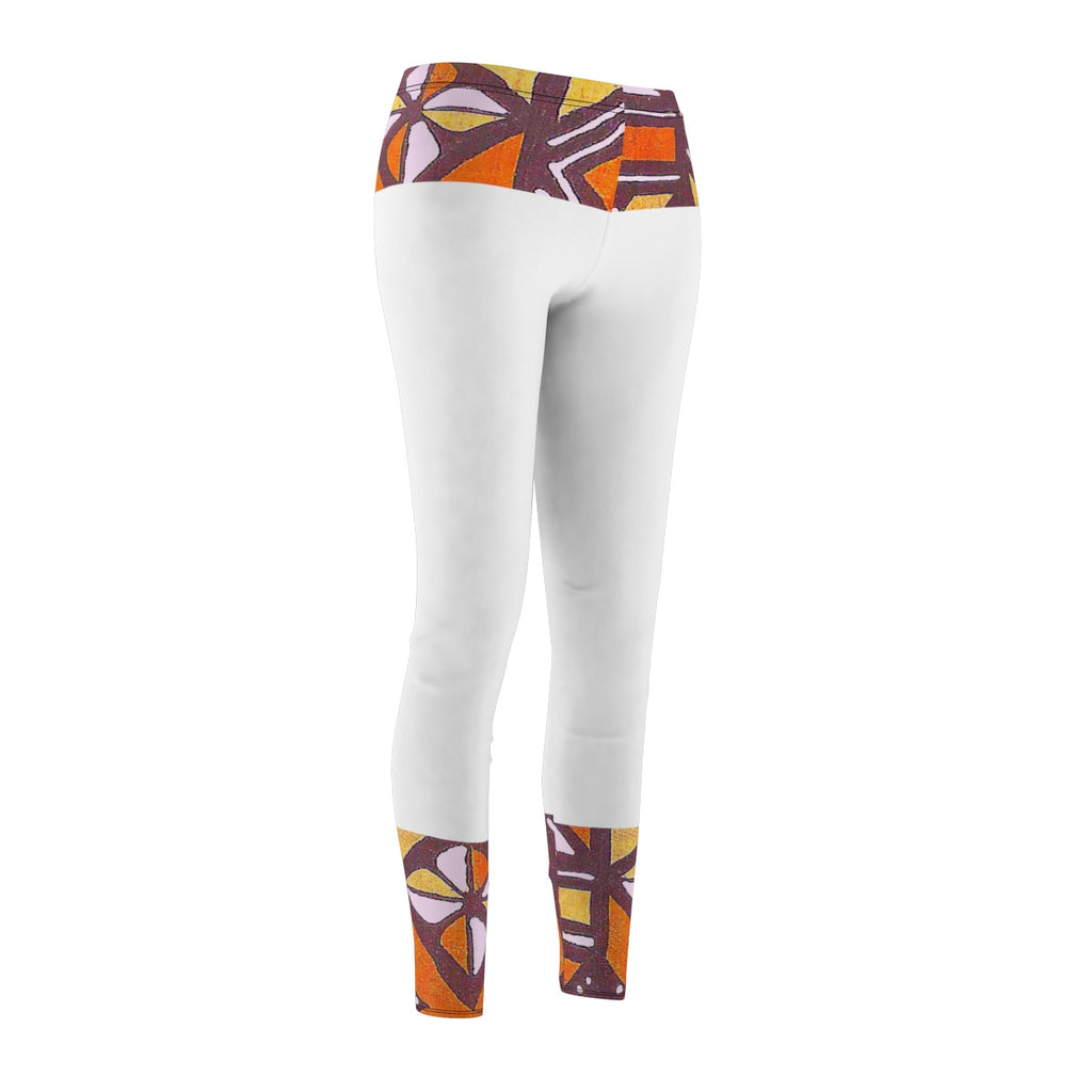 Culturally Printed Women's Casual Leggings