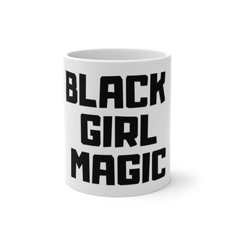 Black Girl Magic Color Changing Mug