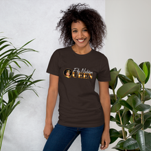 T Shirts With Fly Nubian Queen Logo