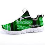 "Highcons ""Smoke-Shop"" Athletic Sneakers - Highcons Aparrel"