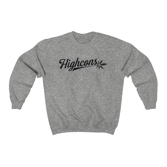 Highcons Apparel Icon - Crewneck Sweatshirt - Highcons Aparrel