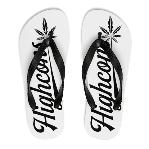 Highcons Apparel - Unisex Flip-Flops - Highcons Aparrel