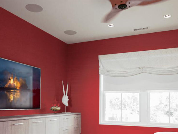 In-Wall/In-Ceiling Speakers