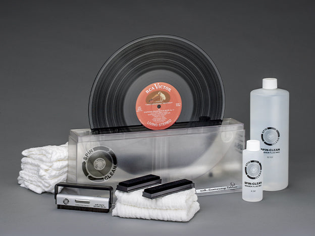 Turntable Cleaners