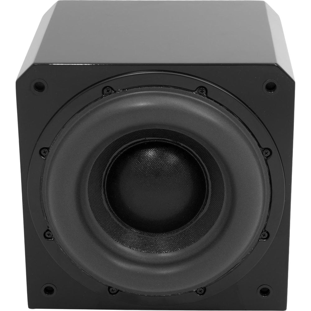 "Sunfire HRS10230  Single 10"" 1000w Powered Subwoofer, 230v - Black Lacquer"
