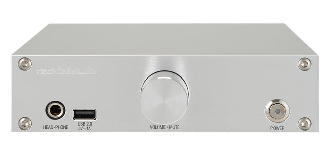 Cocktail Audio N15D Roon Ready Network Music Streamer (Silver)