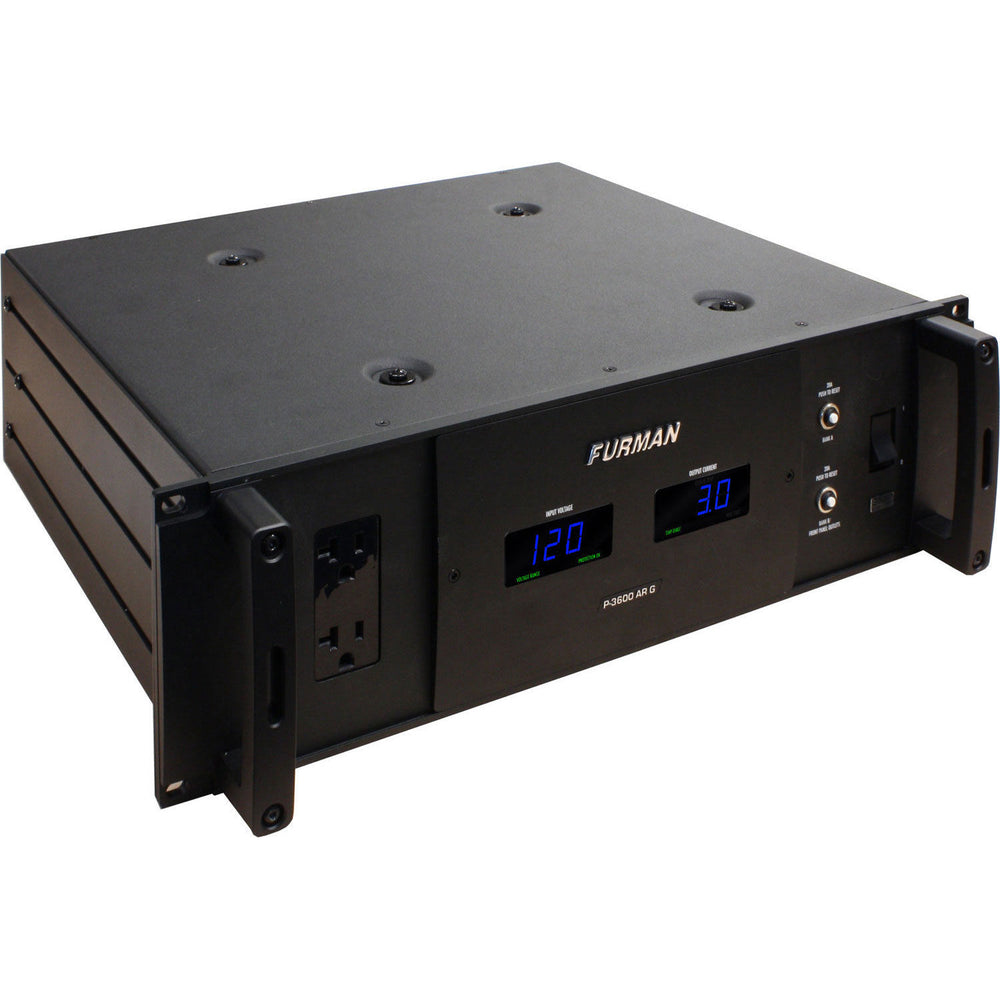 Furman P-3600 AR G Sound Global Voltage Regulator/Power Conditioner