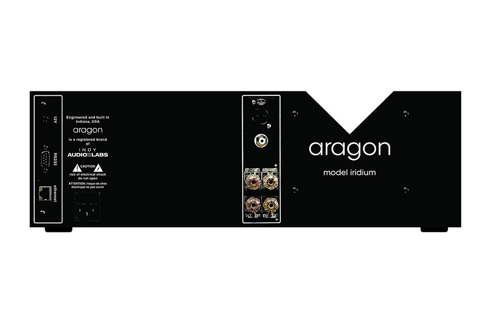Aragon Iridium 400W Differential Monoblock Amplifier RH (Silver)