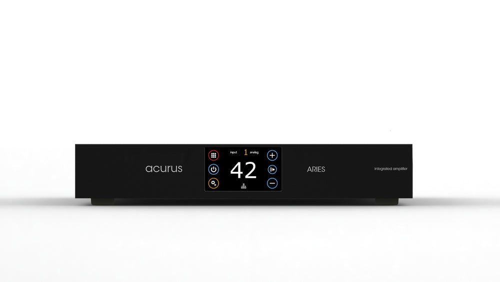 Acurus Aries 200Wx2 Intergrated 2.1 Pre-Amp/Amplifier