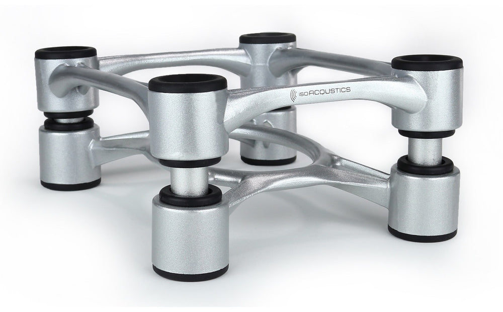 IsoAcoustics Aperta Isolation Stands - Aluminum (pair)