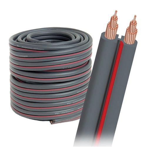 AudioQuest X2 - 14 AWG Speaker Wire - 328ft Spool GRAY
