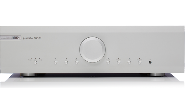 Musical Fidelity M6Si Integrated Amplifier (Silver)