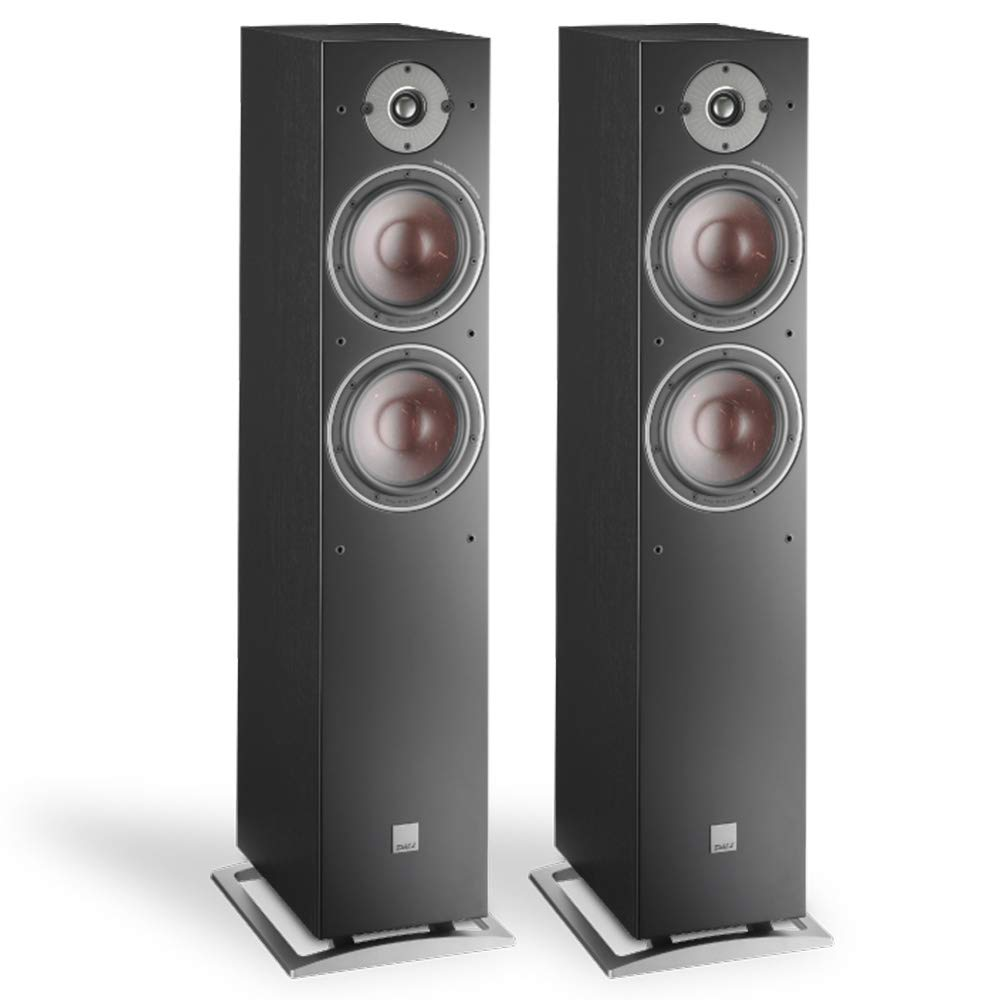Dali Oberon 7 Floorstanding Speaker - Black (Pair)