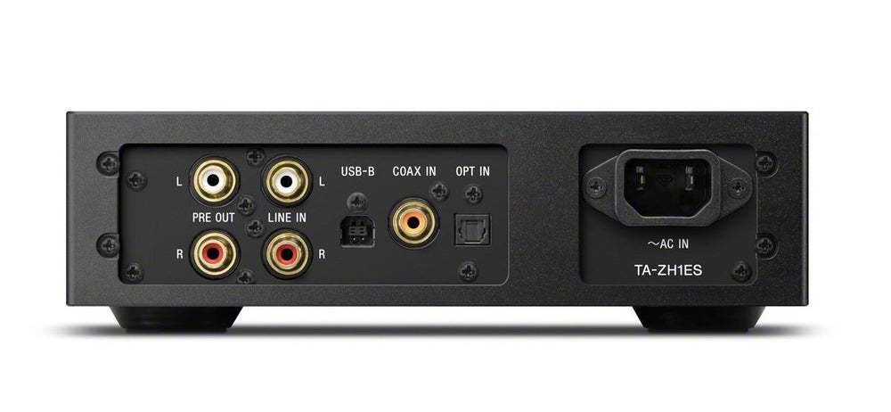Sony Signature Series Audio Headphone Amplifier, Black (TAZH1ES)