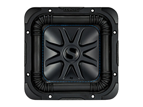 "Kicker 8"" Solo-Baric L7S 4 Ohm Subwoofer Each"