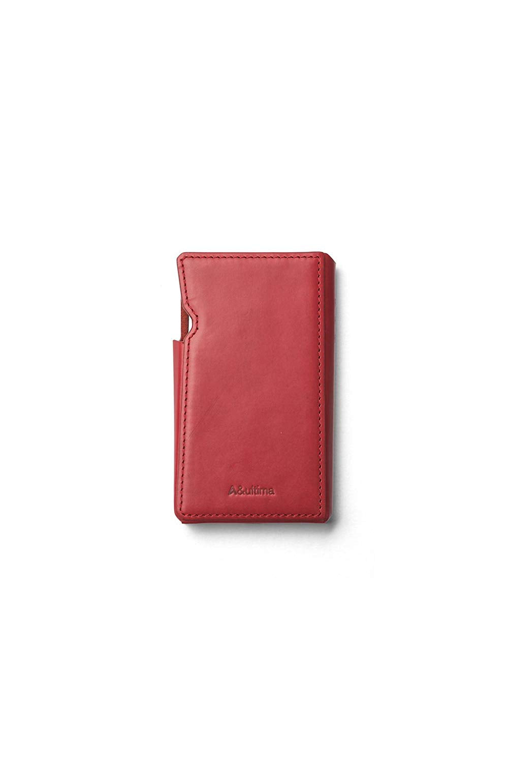 Astell & Kern A&ultima SP1000 Standard Leather Case, Sunny Red