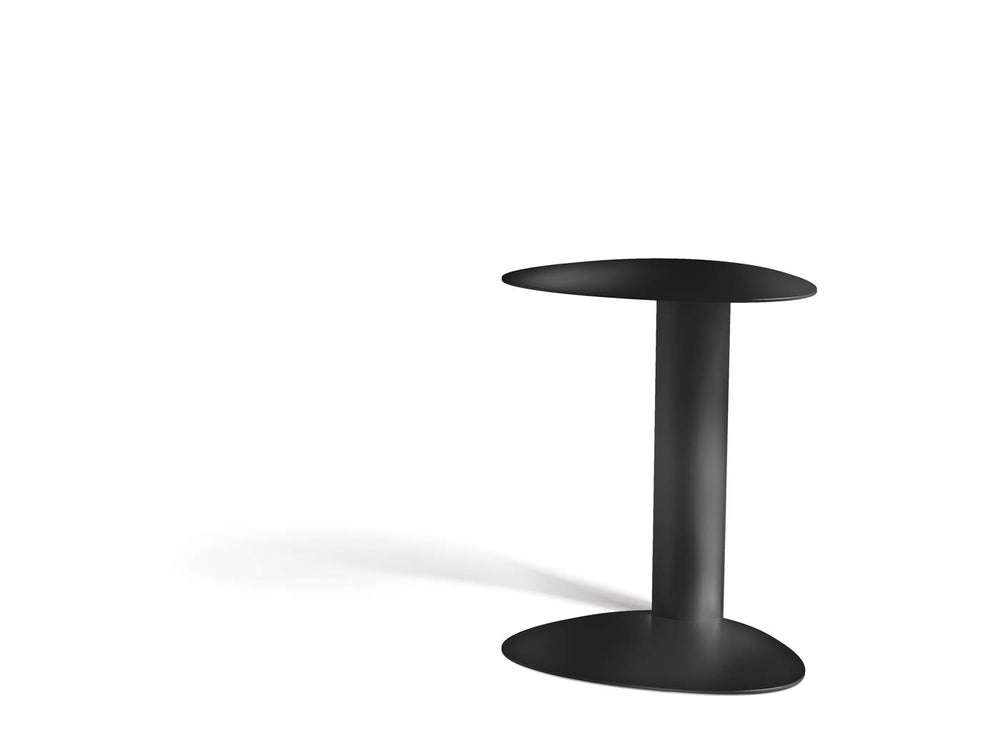 BDI Bink Mobile Media Table 1025 PE - Pepper Finish