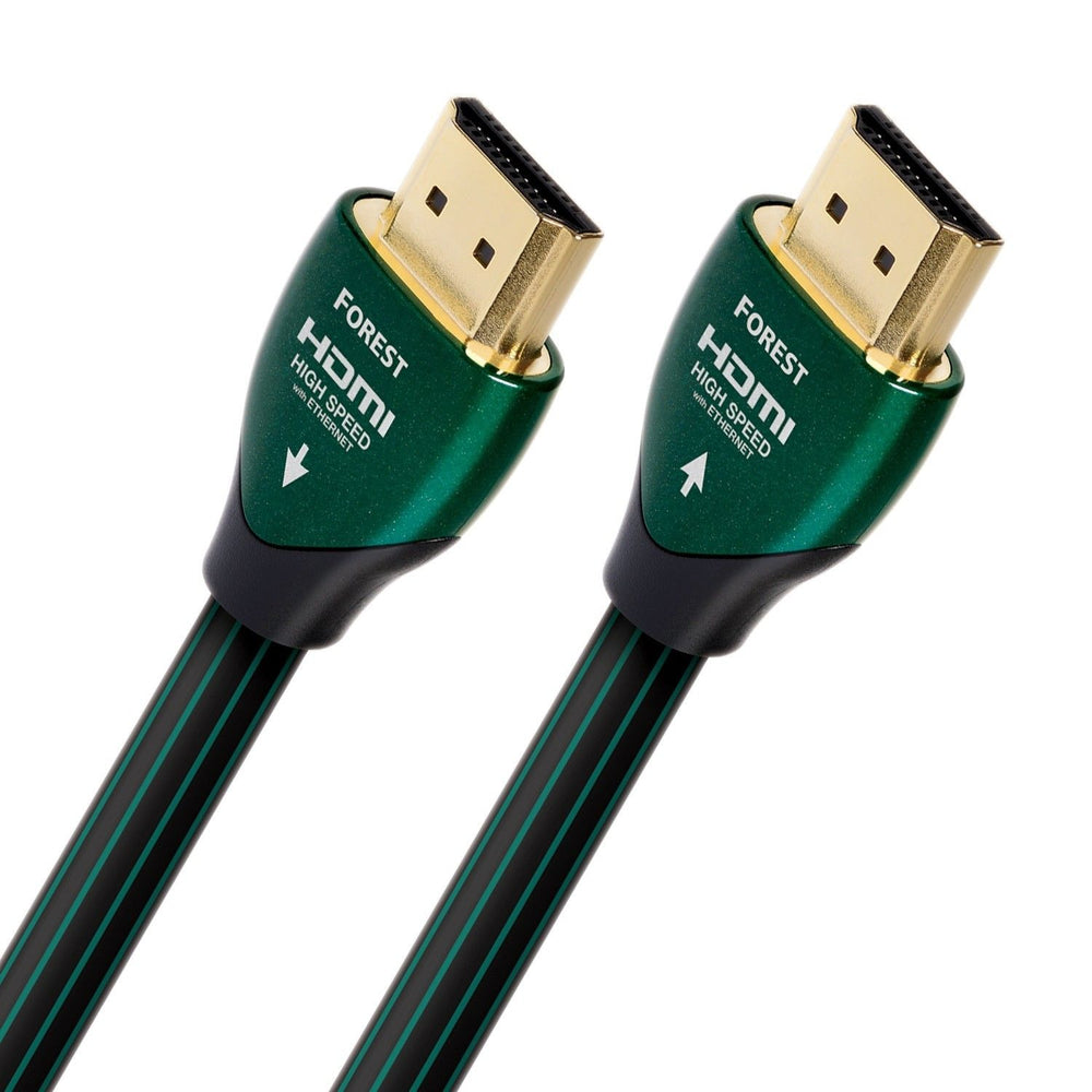 AudioQuest Forest 2.0m (6.7 feet) Black/Green HDMI Cable
