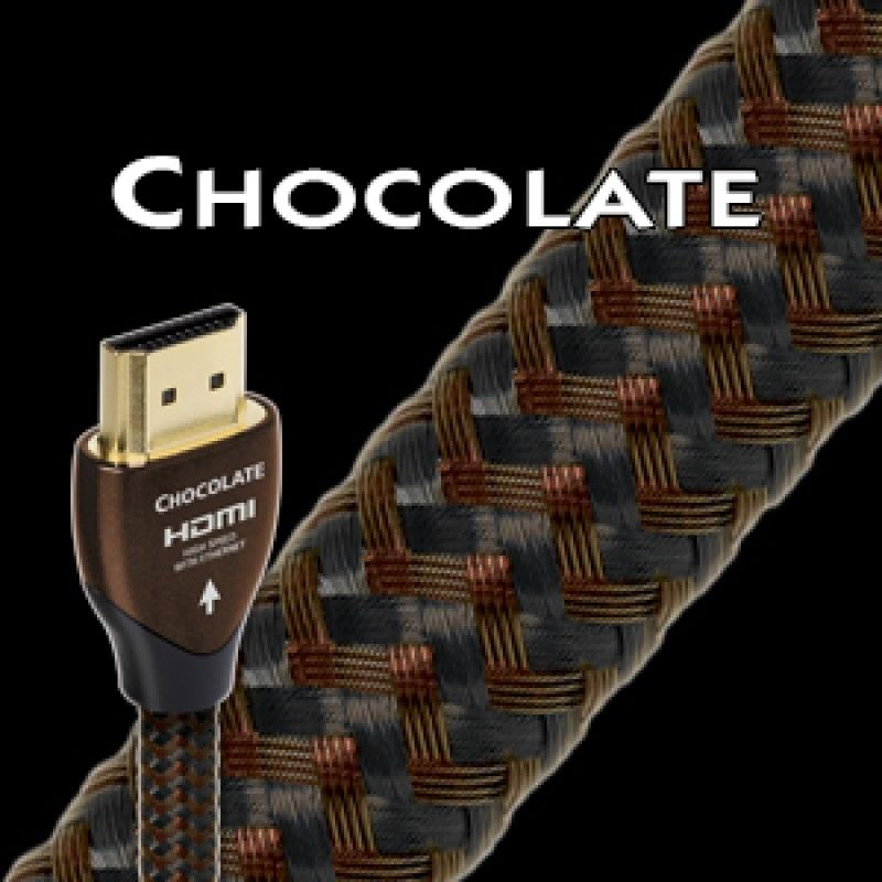 AudioQuest - Chocolate HDMI (0.6m)