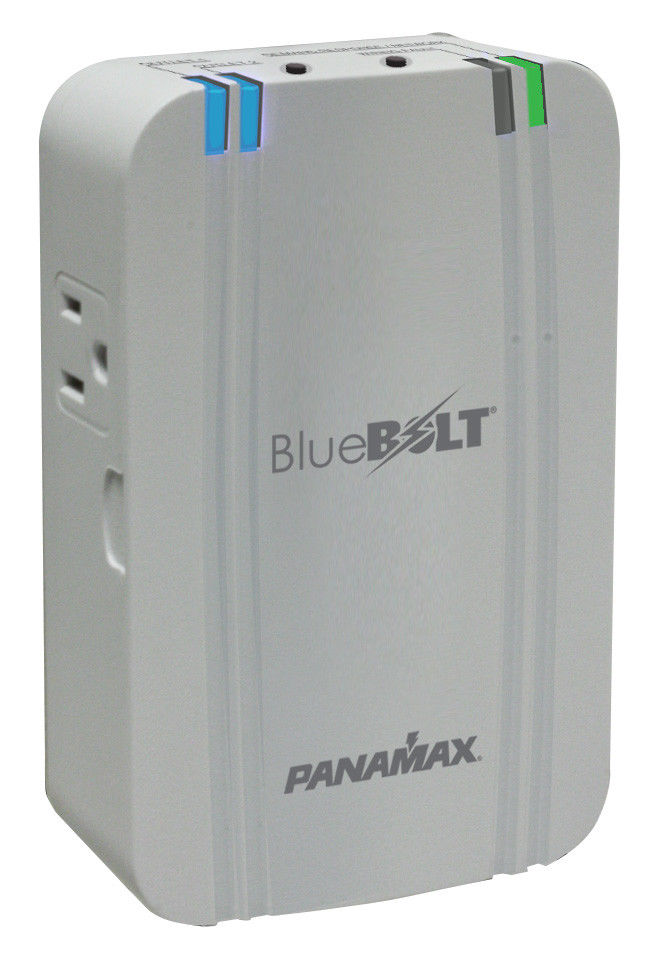 Panamax MD2-ZB BlueBOLT Controlled Outlets, White