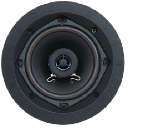 "SpeakerCraft Profile CRS5.2R 5.25"" In-Ceiling Speaker - Each (Black)"