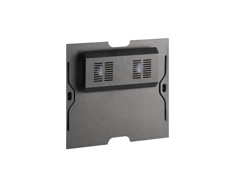 Salamander Chameleon Active Cooling Rear Panel for 20-Inch-Tall Cabinets