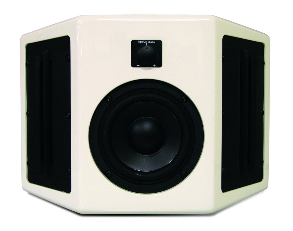 Sunfire CRM-2 BIP Cinema Ribbon Bi-Pole Surround - Each (White Lacquer)