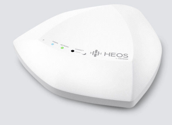 Denon HEOS Extend Commerical Grade Wi-Fi Range Extender and Access Point