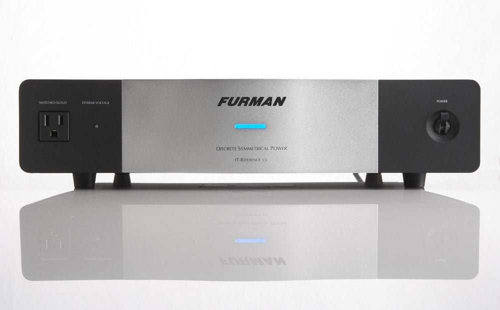 "Furman IT-Reference 15i 11-Outlet Discrete Symmetrical AC Power Source ""Discontinued by Manufacturer"""