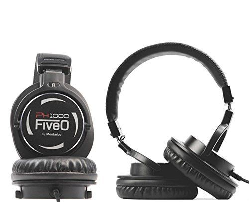 Five O by Montarbo - PH1000 Professional Closed-Back Headphones