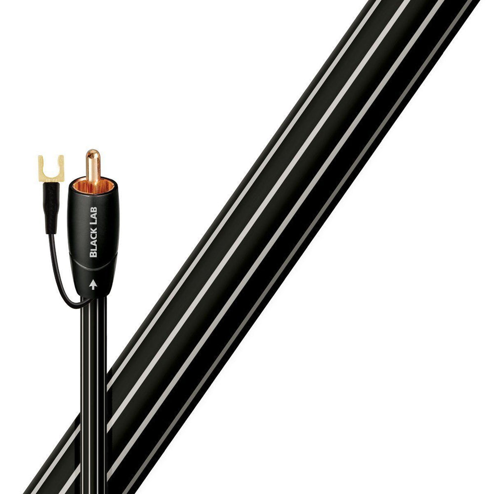 AudioQuest - Black Lab Sub Cable (RCA, 2.0m)