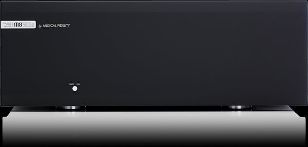 Musical Fidelity M8-500S Power Amplifier (Black)