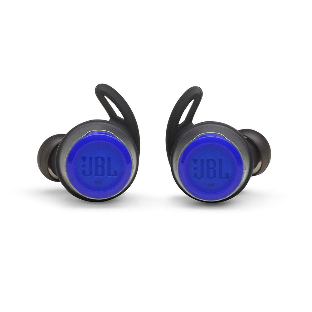 JBL Reflect Flow Truly Wireless Sport in-Ear Headphone (Blue)