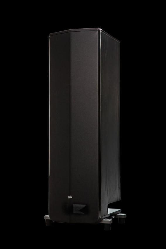 Polk Audio Legend L800 Premium Floorstanding Tower Speaker w/Patented SDA-PRO Technology - Each (Black Ash)