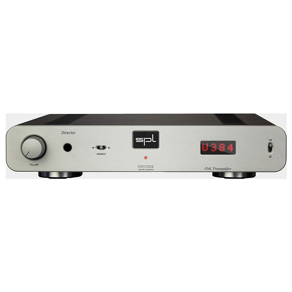SPL Director DA Converter and Preamplifier (Silver)