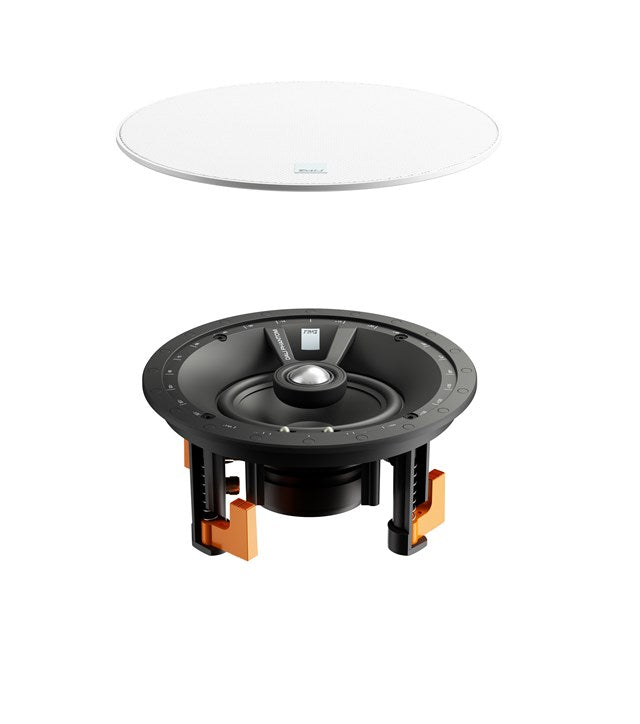 Dali Phantom E-60 In-Ceiling Speaker - Pair (White)