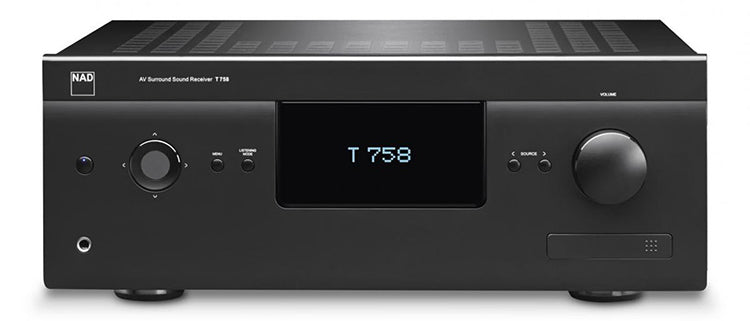 NAD T 758 v3 AUDIO VIDEO RECEIVER