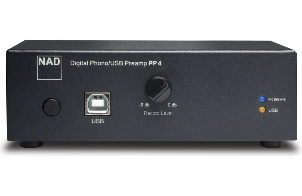 NAD PP4 PHONO PREAMPLIFER