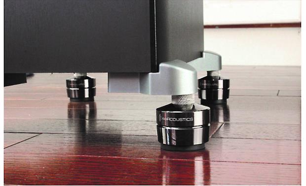 ISOACOUSTICS GAIA III ISOLATION FOR SPEAKERS - SET OF (4)