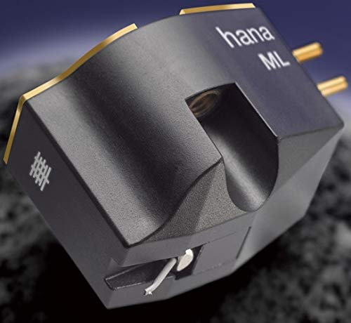 Hana MC Moving-Coil Stereo Cartridge with Nude Microline Tip - ML (Low Output)