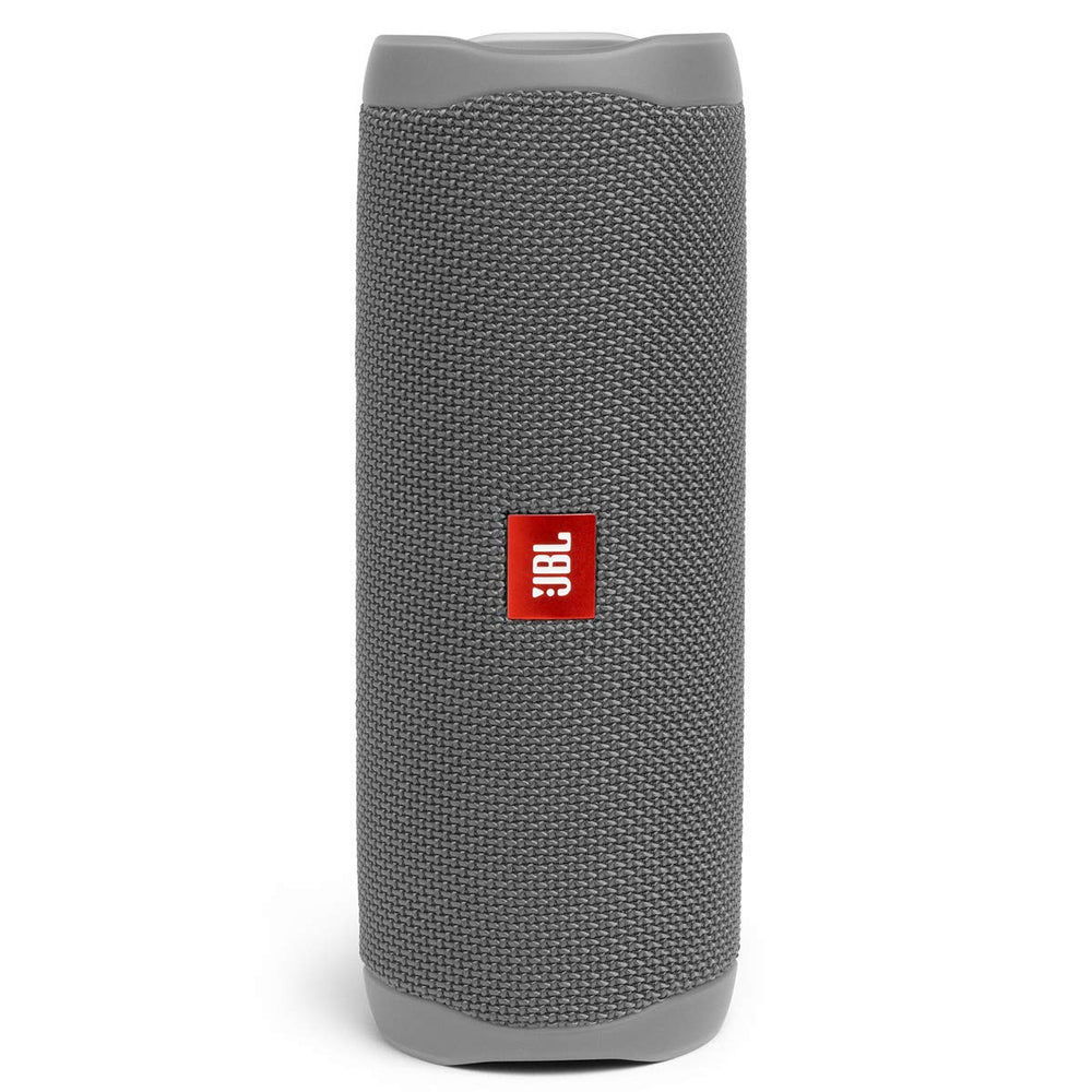 JBL Flip 5 Waterproof Portable Bluetooth Speaker - Pair (Black & Gray)